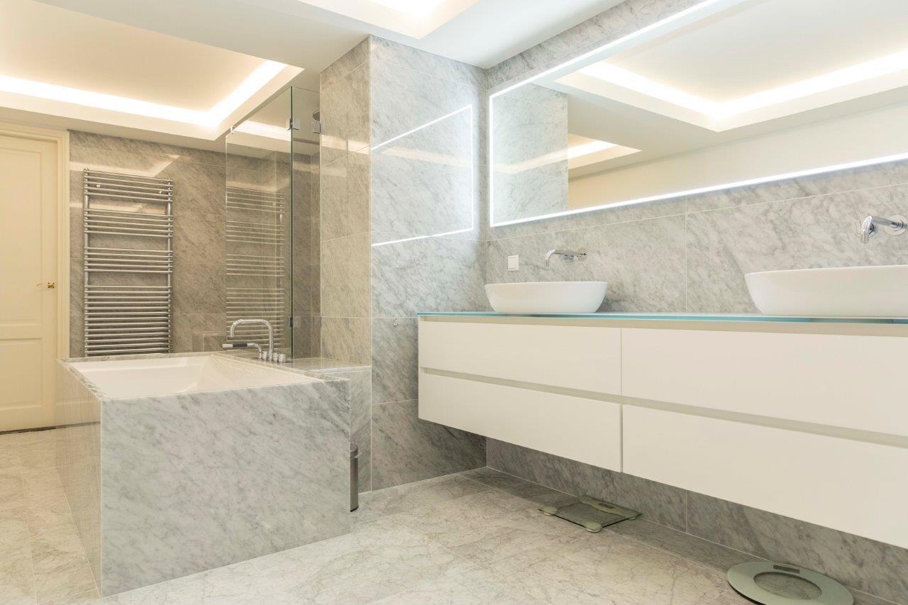 Verwarming sanitair  badkamers  Installatiebedrijf van