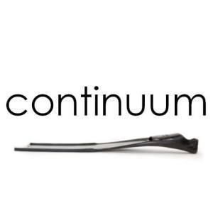continuum fins and logo