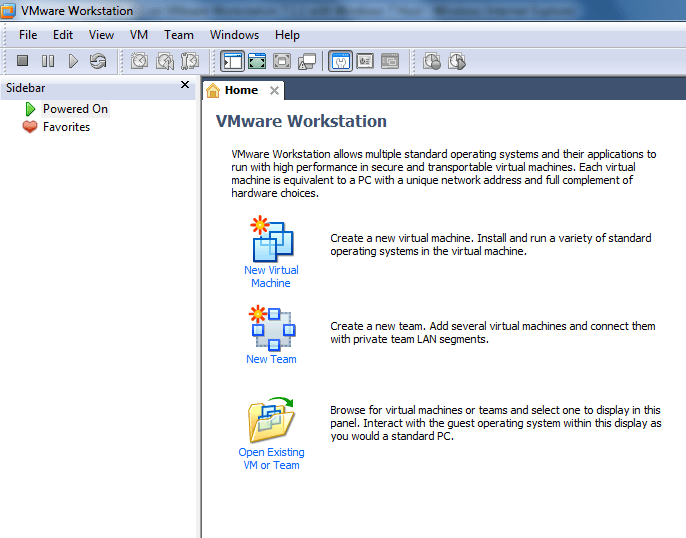Installing VMware Workstation 7 1 4 | VDICloud