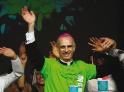 """13 settembre 2014, Giarre: un momento festoso della manifestazione """"Love revolution"""""""