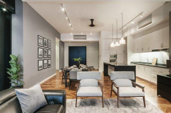 zillow design living room ideas Urban interior design | Andaman Quayside Penang | Vault Design Lab