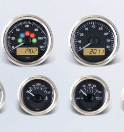 viewline onyx by series instruments displays and clusters vdo rh vdo gauges com vdo tach wiring vdo fuel gauge wiring [ 1284 x 750 Pixel ]