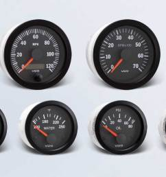vision black by series instruments displays and clusters vdovision black st vdo gauges [ 1284 x 750 Pixel ]