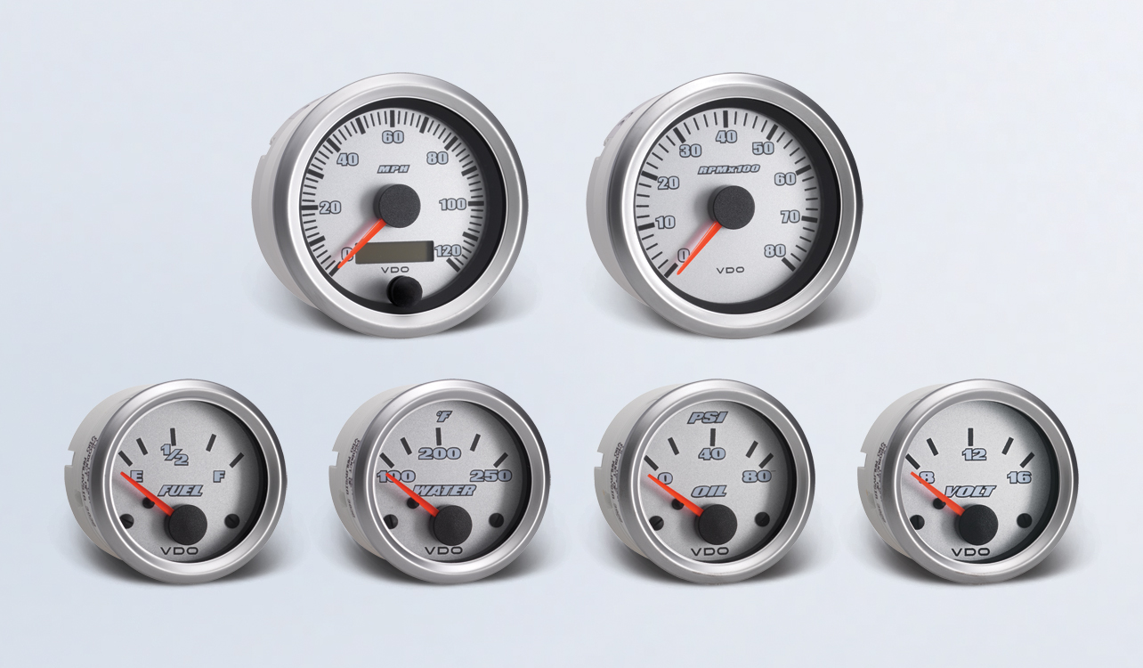 Psi Wire Harness Gauge Image Downloads Vdo Instruments And Accessories