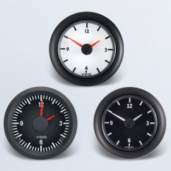 Vdo Tachometer With Hour Meter Wiring Diagram Er Student Library By Type Instruments Displays And Clusters