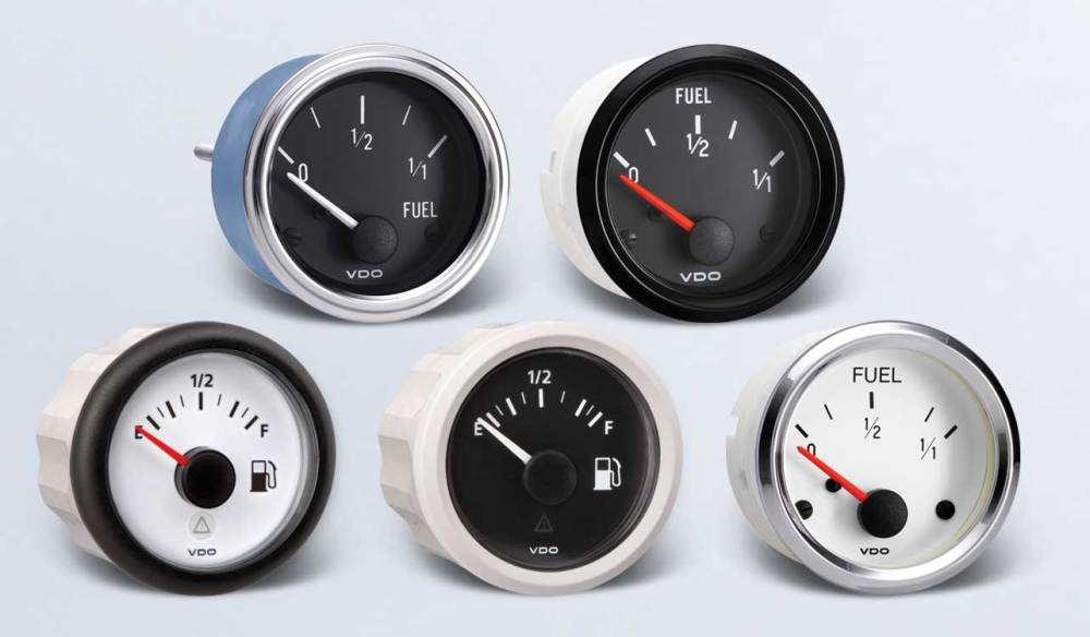 medium resolution of fuel by type instruments displays and clusters vdo instruments and accessories