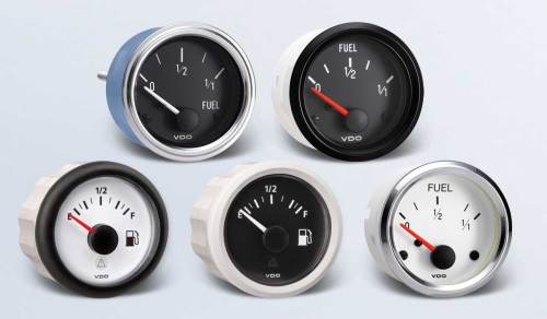 small resolution of fuel by type instruments displays and clusters vdo instruments and accessories