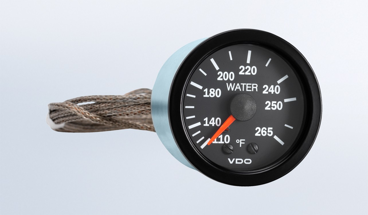 hight resolution of vision black 265 f mechanical water temperature gauge wit 72 capillary 12v