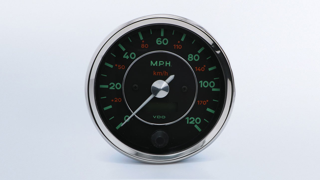 hight resolution of  356 120mph 100mm speedometer vdo instruments and accessories