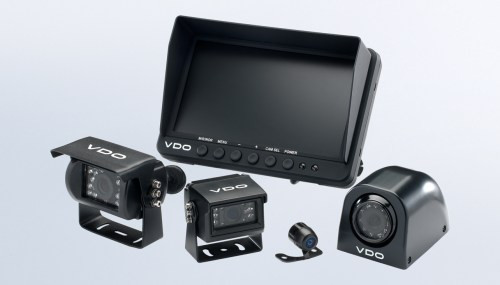 small resolution of vdo vehicle cameras and screens
