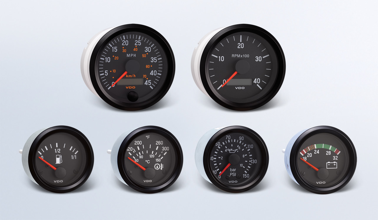 hight resolution of cockpit international by series instruments displays and clusters vdo instruments and accessories
