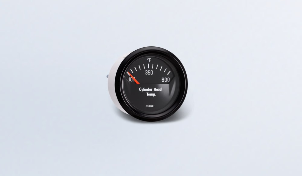 medium resolution of cylinder head temperature by type instruments displays and vdo cylinder head temperature gauge wiring vdo cht wiring