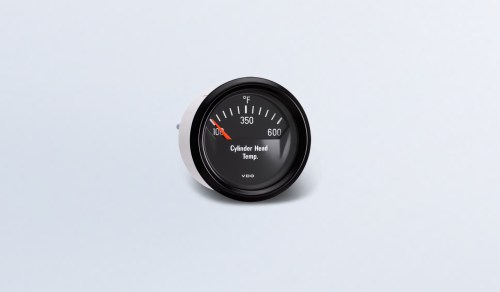 small resolution of cylinder head temperature by type instruments displays and vdo cylinder head temperature gauge wiring vdo cht wiring