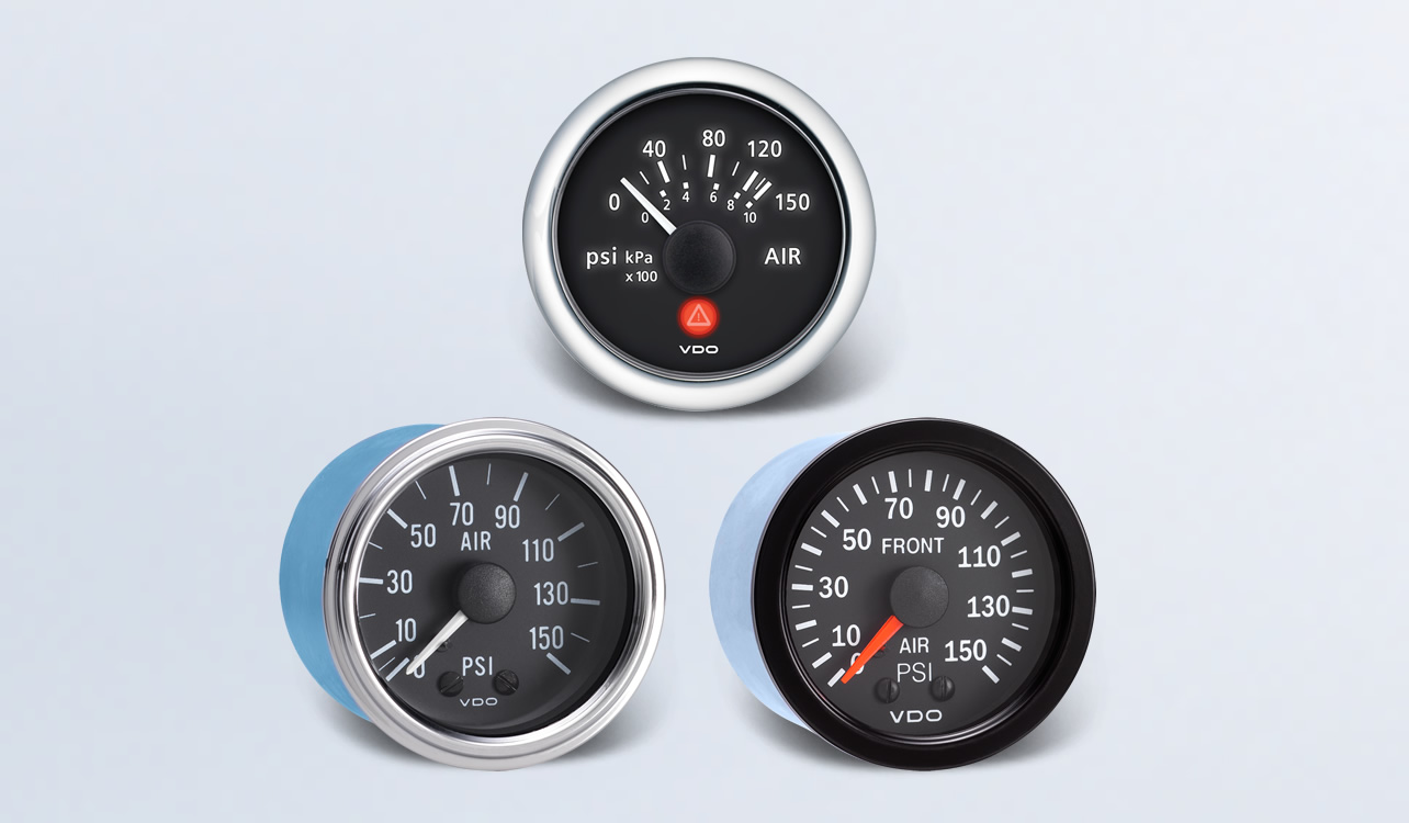 hight resolution of air pressure by type instruments displays and clusters vdo instruments and accessories