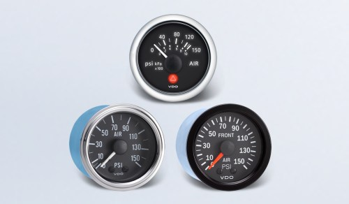small resolution of air pressure by type instruments displays and clusters vdo instruments and accessories