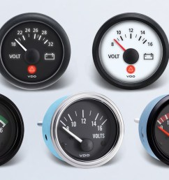voltmeter by type instruments displays and clusters vdovdo gauge wiring diagram voltage 19 [ 1284 x 750 Pixel ]