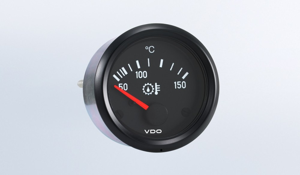 medium resolution of cockpit international 150 c gear temperature gauge use with vdo sender 12v