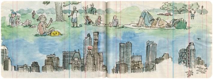 illustrazioni in movimento