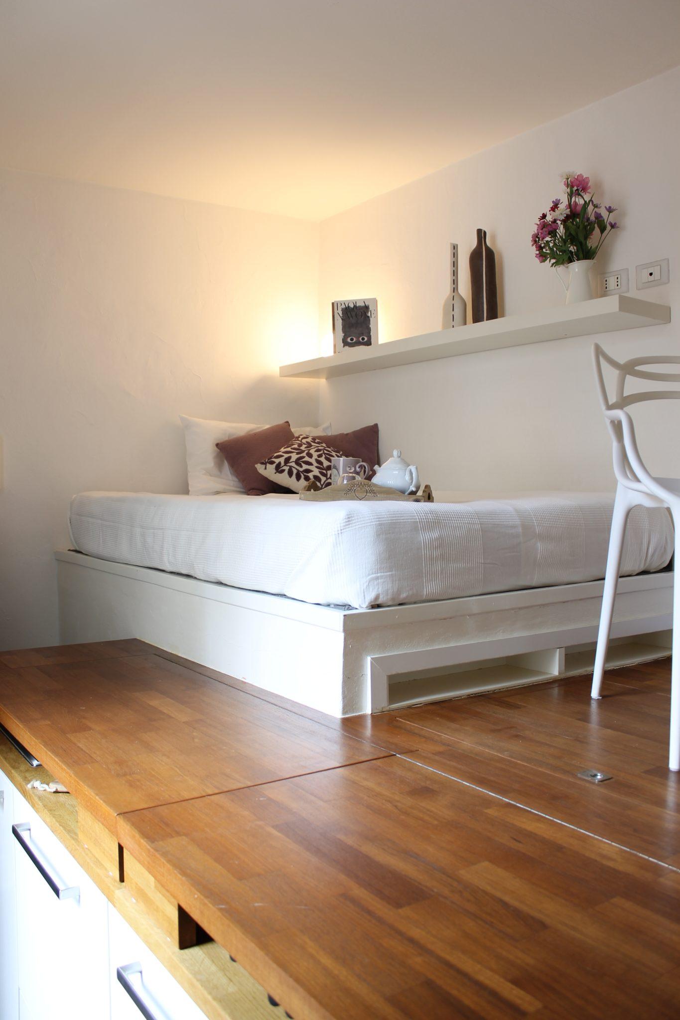 Mini appartamento maxi ingegno benvenuti sul mio blog for Miniappartamento design