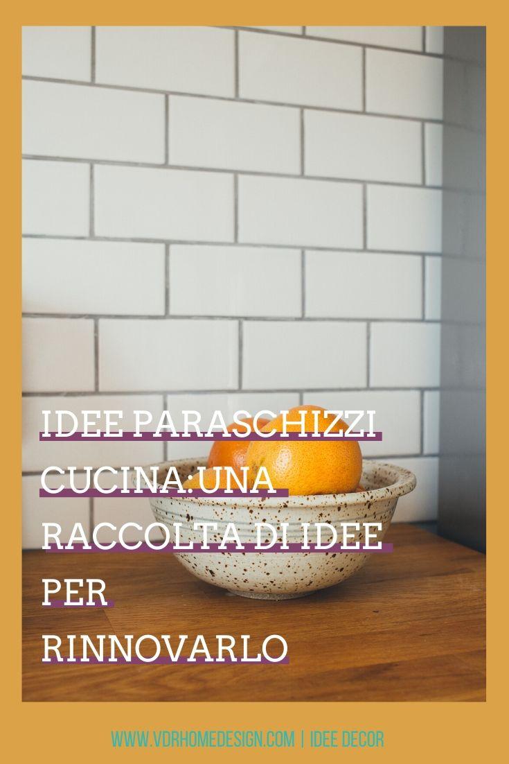 Come Pulire Parete Lavagna idee paraschizzi cucina: una raccolta di idee per rinnovarlo