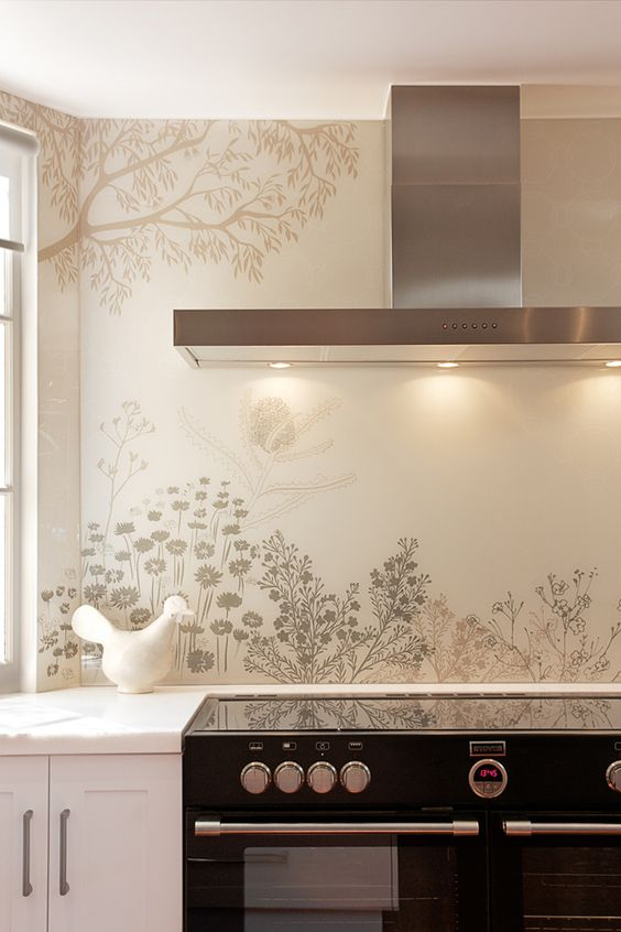 Paraschizzi fuori dall 39 ordinario per cucine sopra le for Paraschizzi cucina plexiglass