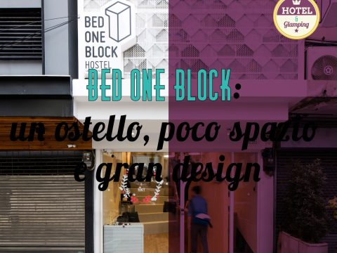 bed one block