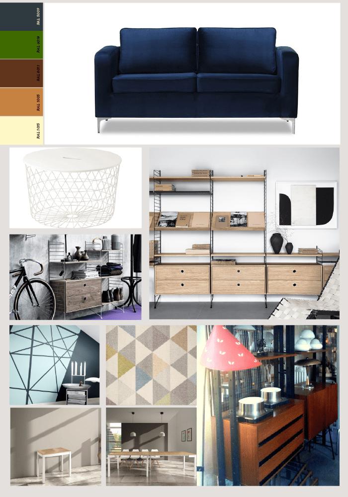 Come arredare un piccolo soggiorno: prima e dopo - BLOG ...