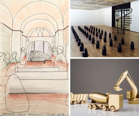 Eventi da non perdere al fuorisalone di Milano 2019: le opere di Massoud Allestimento site specific per il Fuorisalone - Arab dolls - Beirut 8