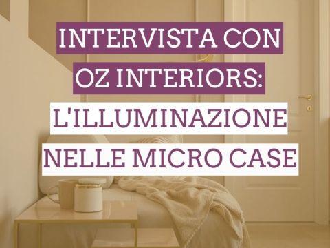 illuminazione nelle micro case