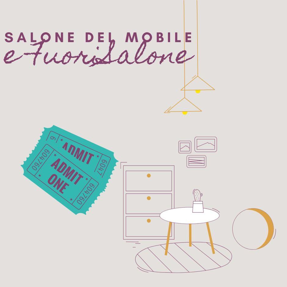 Fuorisalone e Salone del Mobile di Milano