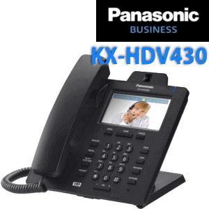 Panasonic-KX-HDV430-IP-Phone-Dubai-AbuDhabi-UAE