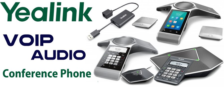 Yealink Conference Phones Dubai