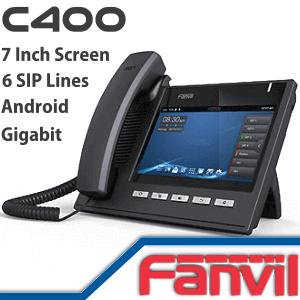 Fanvil-C400-IP-PHONE-DUBAI-UAE