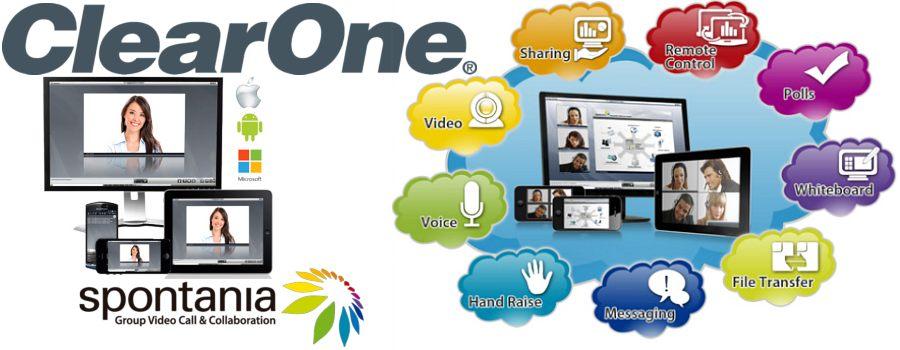 Spontania Cloud Video Conferencing Dubai