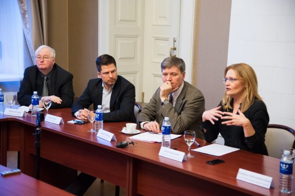 Discussion Examined Liberal Arts Education Today Vdu