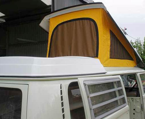 The quality really does show! With both end and side windows having window flaps and mosquito nets