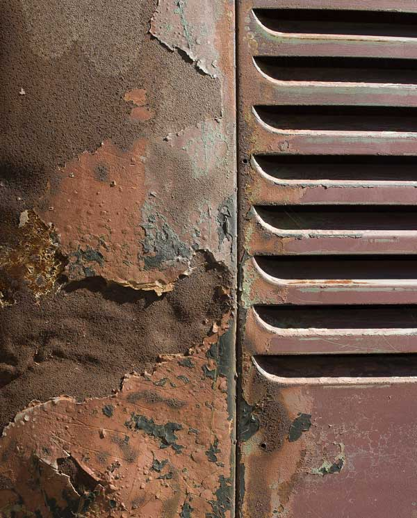 rust – every classic car owners nightmare