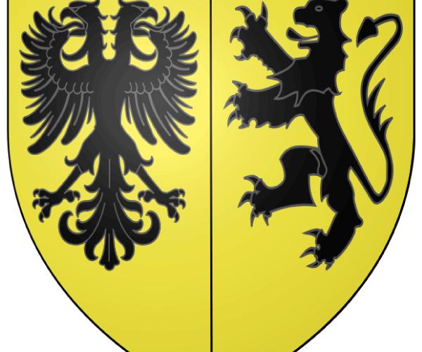 Blason Ville Be Ninove – The coat of arms of Ninove in Belgium