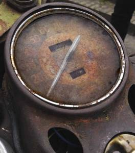 check out the patina on this amazing looking speedo