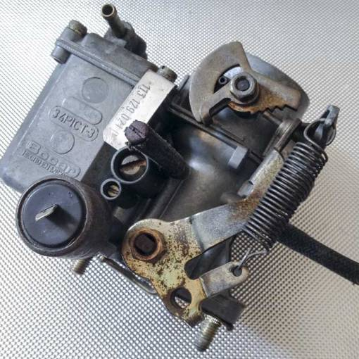 factory fitted 34 pict 3 carb (113 129 021 P) ready for rebuild