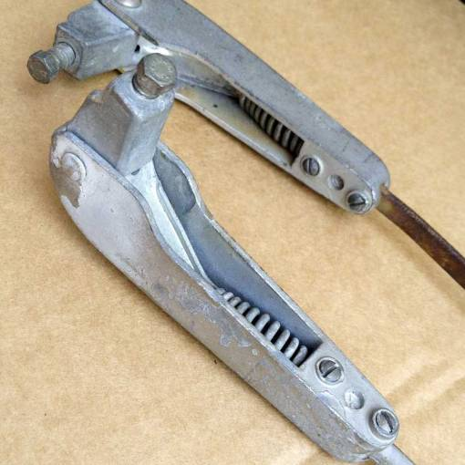 great original VW/SWF longer body wipers with stronger spring mechanism
