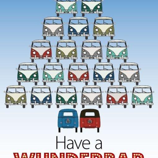 Wishing everyone a Wunderbar Christmas and New Year!