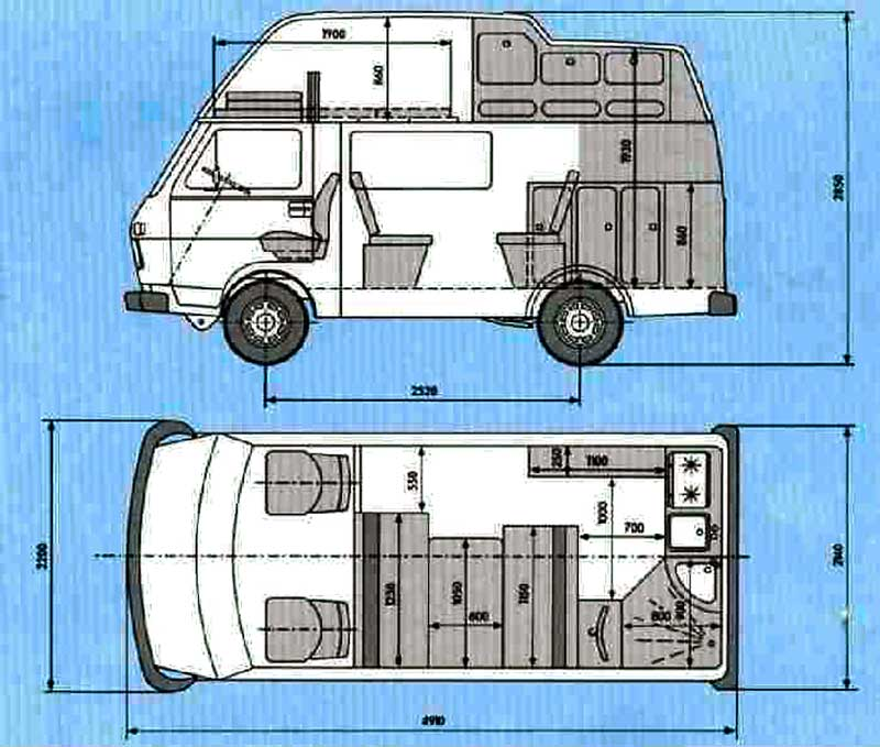 LT28 Sven Hedin interior design