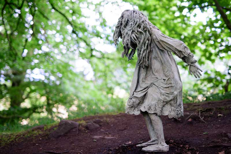 Weeping Girls by Laura Wood