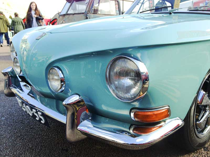 stunning Type 34 Razor Edge or 'Der Große Karmann' (the big Karmann)