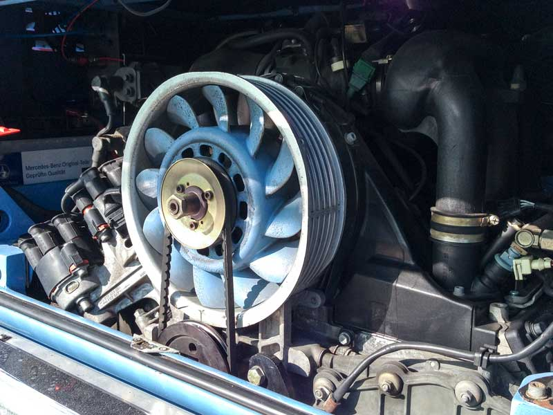 see… a Porsche engine bolts straight in!