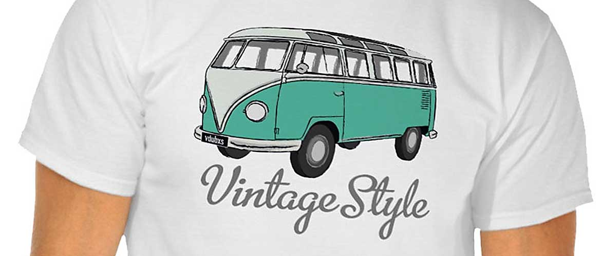 Turquoise vintage style