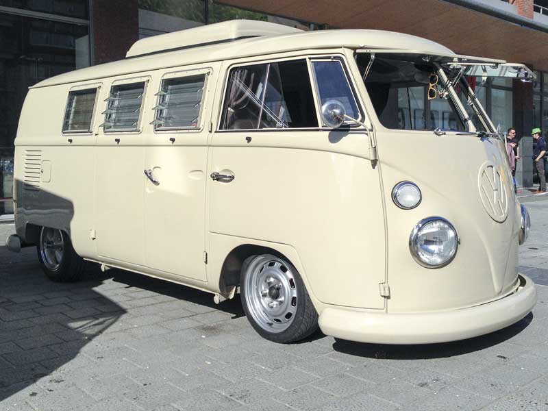 the attention to detail on this stunning SO42 Westy was amazing