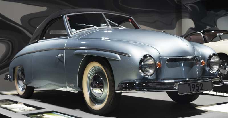 1952 Rometsch Cabriolet