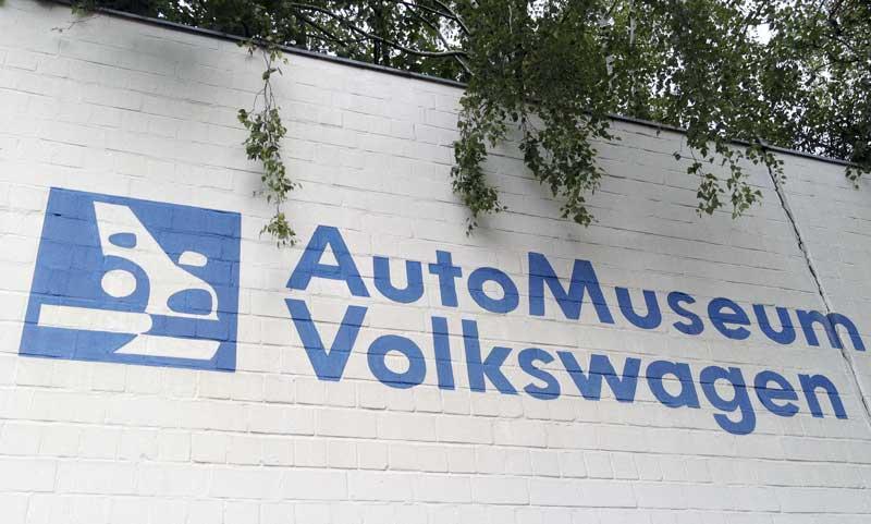 the AutoMuseum Volkswagen in Wolfsburg